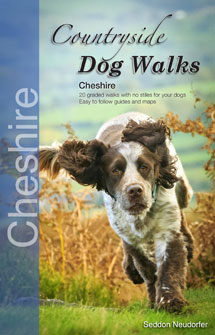 Countryside Dog Walks in Cheshire book cover