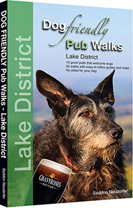 Dog Friendly Pub Walks in the Lake District book