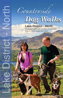 Countryside Dog Walks in Lake District North book cover