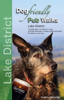Dog Friendly Pub Walks in the Lake District book cover