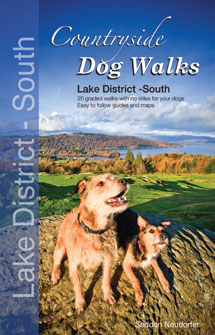 Countryside Dog Walks in Lake District South book cover