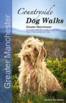 Countryside Dog Walks in Greater Manchester book cover