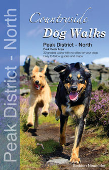 Countryside Dow Walks in Peak District North book cover