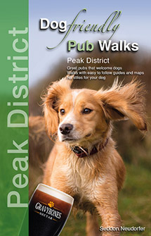 Dog Friendly Pub Walks in the Peak District book cover