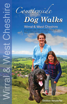 Countryside Dow Walks in Wirral and West Cheshire book cover