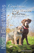 Countryside Dog Walks in North East Wales book cover