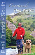 Countryside Dog Walks in the Peak District South book cover