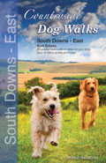 Countryside Dog Walks in South Downs East book cover
