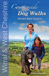 Countryside Dog Walks in Wirral and West Cheshire book cover